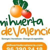 """""""mihuertadevalencia.com"""""""