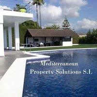 Mediterranean Property solutions S.L