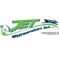 Wairaurahiri Jet