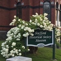 Stafford Historical Society - Stafford, CT