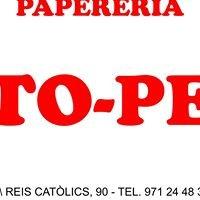 Papeleria TO-PE