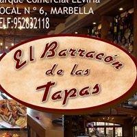 el barracon de las tapas Elviria (marbella)
