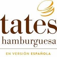 Tates, Hamburguesa en versión Española