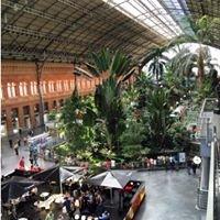 Estacion Atocha Renfe Madrid