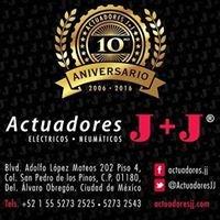 Actuadores J+J
