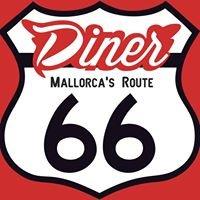 Route 66 Diner Franquicias