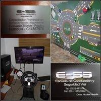 La E-53 Escuela de Conducción y Seguridad Vial