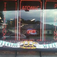 Lakeland Atomic Tattoos