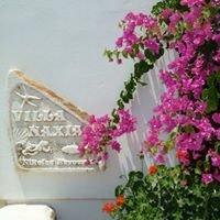 Villa Naxia Studios and Apartements