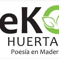 EKo Huertas - Carpintería sustentable