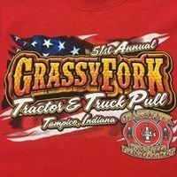 Grassy Fork Volunteer Fire Dept. Truck & Tractor Pull