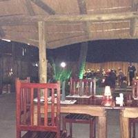 The Boma-Maun Lodge!