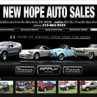 New Hope Auto Sales