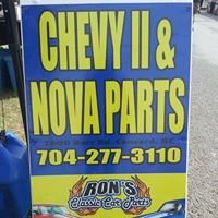 Ron's Classic Car Parts