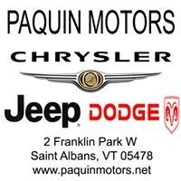 Paquin Motors