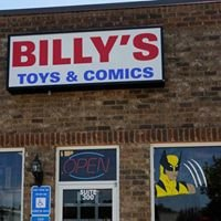 Billy's Toys and Comics, LLC