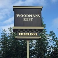 Woodman's Rest Pub, Shirley, Solihull