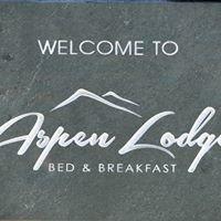 Aspen Lodge Bed & Breakfast, Oban