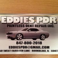 Eddie's Paintless Dent Repair