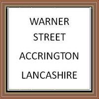 Warner Street Accrington