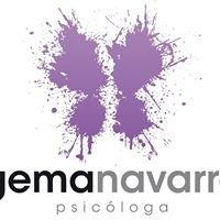 Página de Gema Navarro Psicóloga