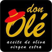 Don Olé Aceite de Oliva Virgen Extra