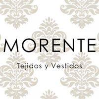 Morente - Tejidos y Vestidos