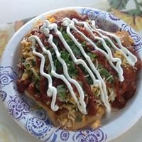 Indian Frybread Tacos, Nor Cal Mobile Food Vendor