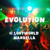 Evolution at LostWorld Marbella