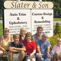 Slater & Son Auto Trim & Upholstery