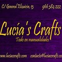 Lucía's Crafts