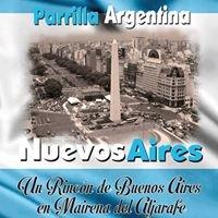 NUEVOS AIRES - PARRILLA ARGENTINA