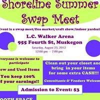 Shoreline Summer Swap Meet