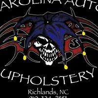 Carolina Auto Upholstery