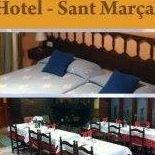 Hotel restaurant Sant Marçal