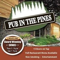 Pub in the Pines