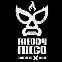 Freddy Fuego Burrito  - Hausmanns gate