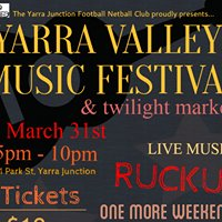The Yarra Valley Music Festival