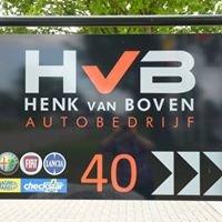 Autobedrijf H. van Boven BV