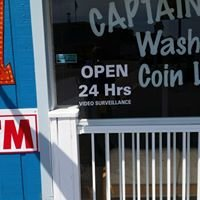 Captain's Quarters Wash & Dry Dock Coin Laundromat/Dry Cleaners