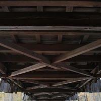 Preserve Halls Mills Covered Bridge