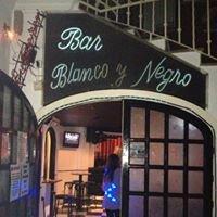 Black & White Bar Nerja, Spain