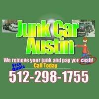 Junk Car Austin - Cash For Cars