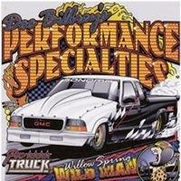 Performance Specialties