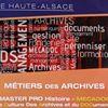 Master Mécadoc - Archivistique