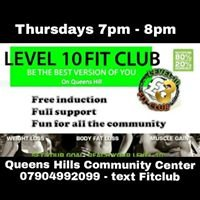 Queens Hill Fitclub