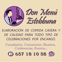 Don Menú Estebbuna