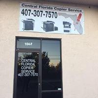 Central Florida Copier Service