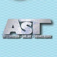 Sablage, métallisation, peinture epoxy - AST Montauban