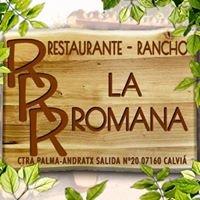 Restaurante Rancho La Romana